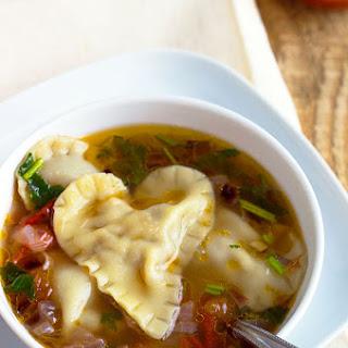 Heart-Warming Beef Dumpling Soup