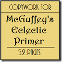 McGuffey Eclectic Primer Pciture