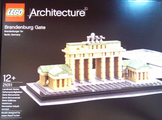 LEGO: 21011 Brandenburg Gate
