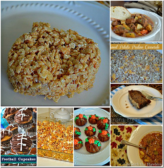 Fall Food Revisited 2