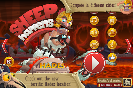 Sheep Happens - screenshot thumbnail
