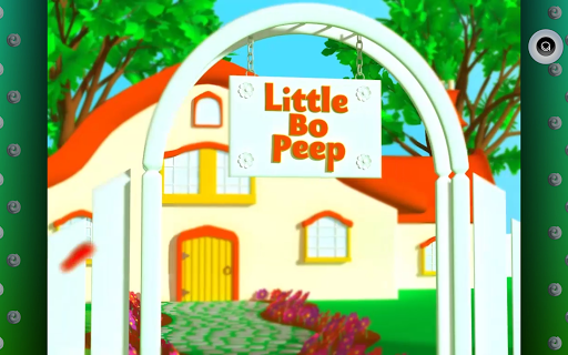 Little Bo Peep with Voice Over