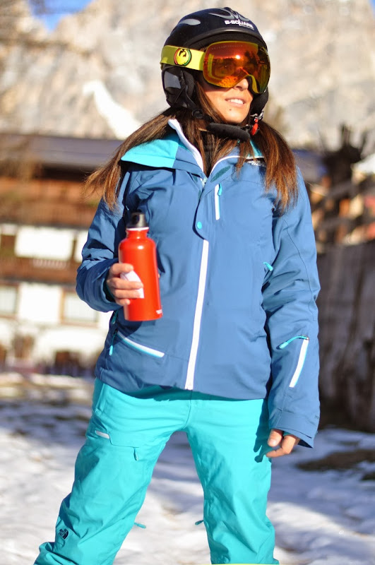 outfit, cortina d'ampezzo, una bellissima tuta da sci, total look the north face, italian fashion bloggers, fashion bloggers, street style, zagufashion, valentina coco, i migliori fashion blogger italiani