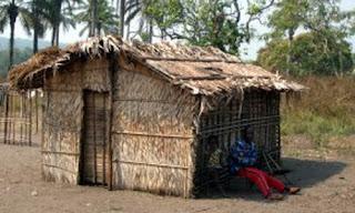 Un Village dans le territoire de Seke Banza, Bas Congo - www.afriqueredaction.com