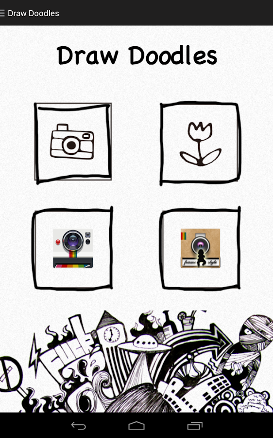Draw Doodles- screenshot