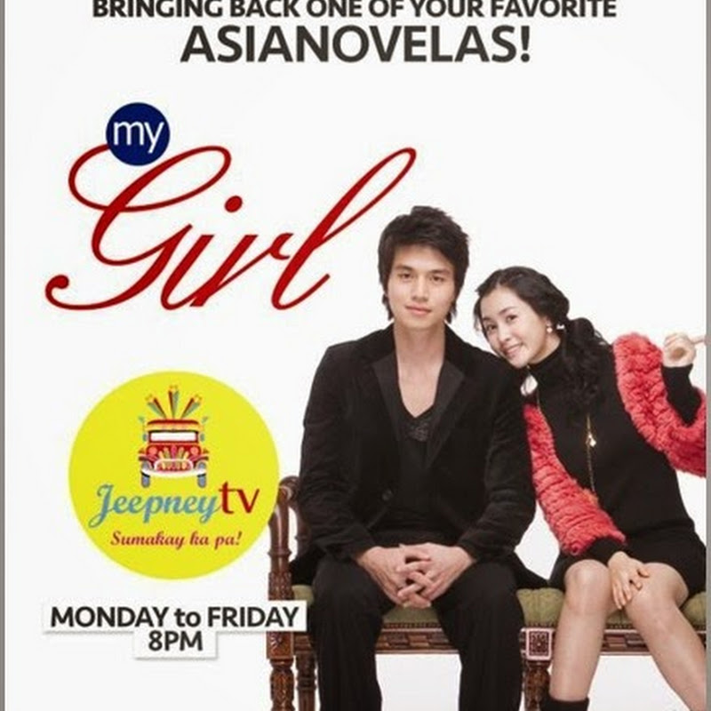 "Jeepney TV and ABS-CBN Bring ""My Girl"" Back to the Philippine Screens this July"