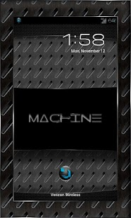 MACHINE Theme Chooser AOKP CM - screenshot thumbnail