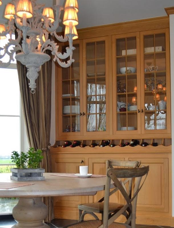 Lefèvre Interiors Kitchen cabinet
