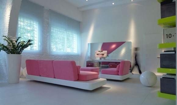 Pink-furniture