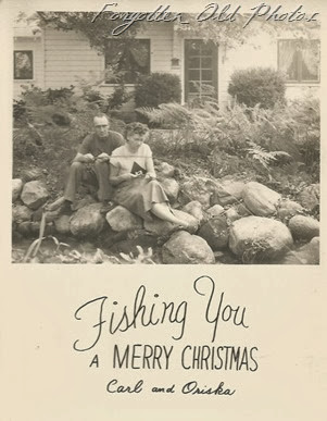 Fishing Christmas from Katherine