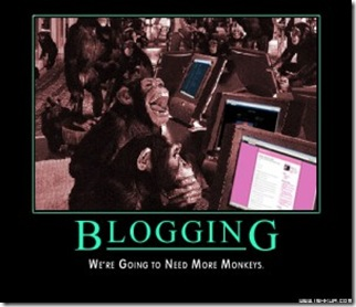 blogging need more monkeys
