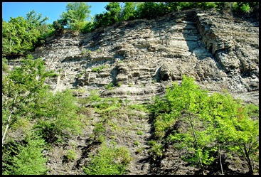 01c - Gorge Trail - heading to the falls - it's a deep gorge
