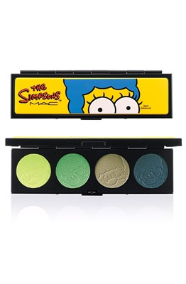 SIMPSONS-EYESHADOW QUAD-That Trillion Dollar Look-72