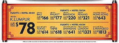 Expedia.com.sg.  Fly with popular airlines like Singapore Airlines, British Airways and Cathay Pacfiic