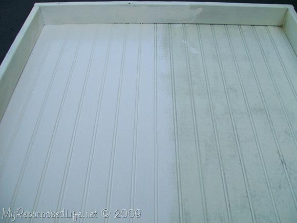 heirloom white paint