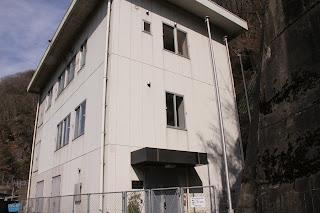 中部電力株式会社泰阜ダム管理所