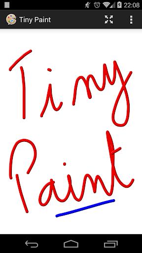 Tiny Paint