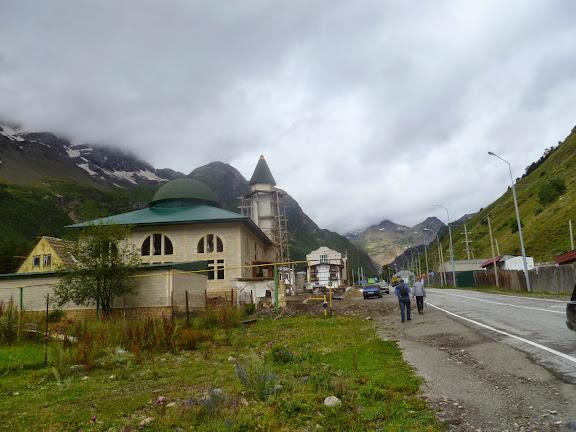 Terskol (Kabardino-Balkarie), 7 août 2014. Photo : J. Marquet
