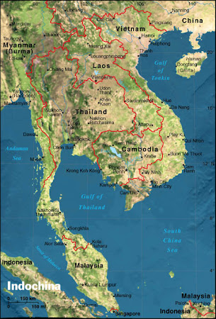 Harta Indochina