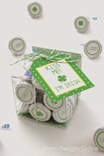 Bloom Designs - Kiss Me Im Irish Printables