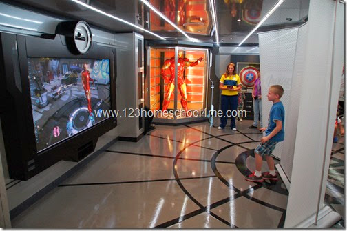 55 Reasons you will LOVE a Disney Cruise - Marvel's Avenger Academy