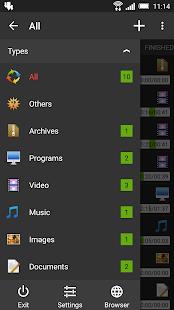 Advanced Download Manager - screenshot thumbnail