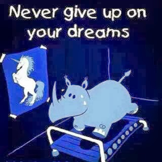 Motivasi Pagi: Don't Give Up!!!