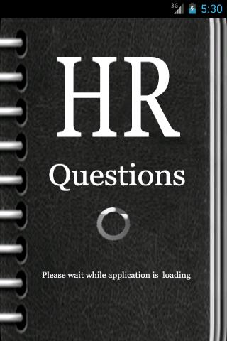 SAP HR Interview Question