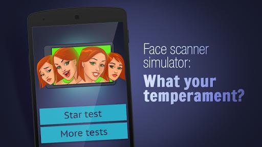 脸部扫描:是什么气质