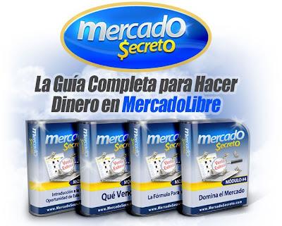 MERCADO SECRETO [ Curso en Video ] – La Guía Completa para Ganar Dinero Desde Casa, a través de MercadoLibre