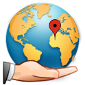 GPS Locate & Share Free icon