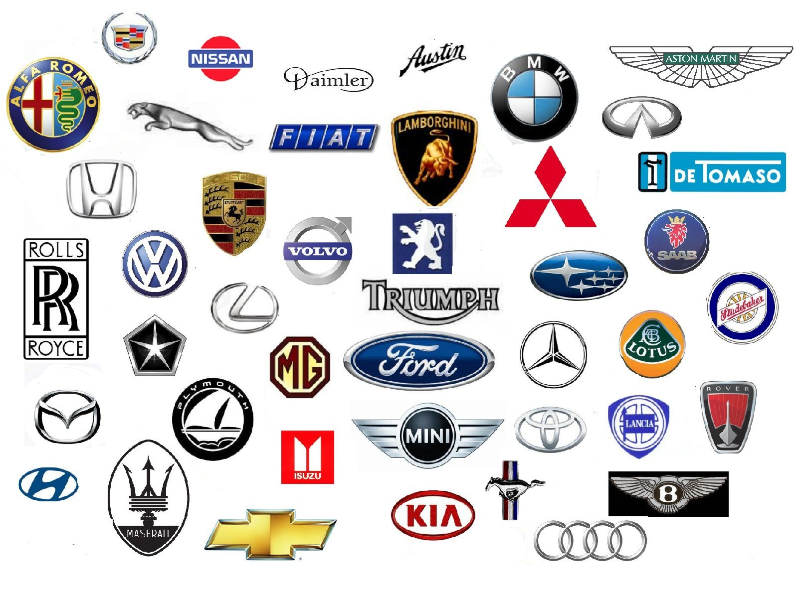 Car Emblems My Logos
