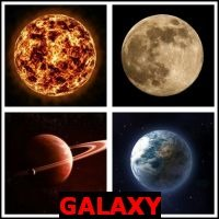 GALAXY- Whats The Word Answers