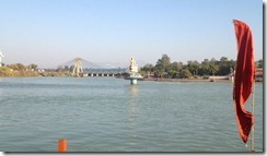 The Ganga at Haridwar