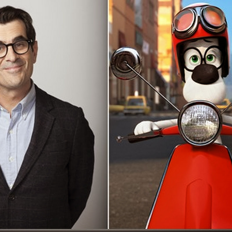 "Ty Burrell Lends Voice to ""Mr. Peabody"""