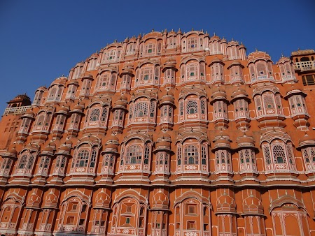 03. Palatul Vanturilor Jaipur.JPG