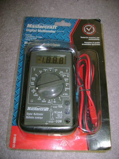 Digital Multimeter Model 52 0060 2 CassiusSeal S Blog