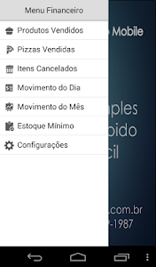 Financeiro Mobile screenshot 1