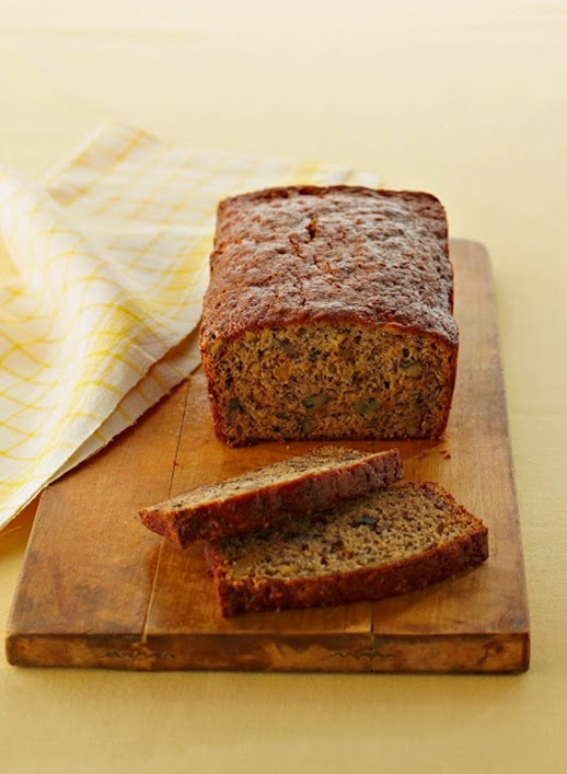 Easy Banana Bread 1