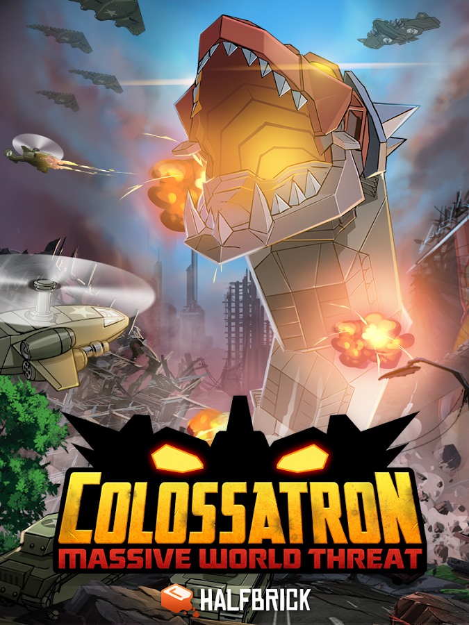 Colossatron - screenshot