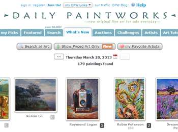daily paintworks review