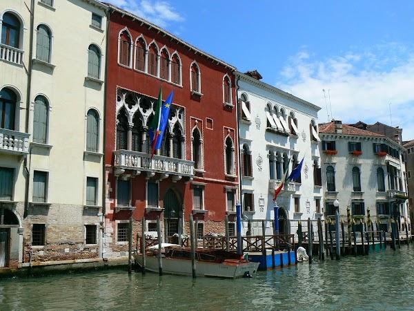 Obiective turistice Venezia: Canale Grande.JPG