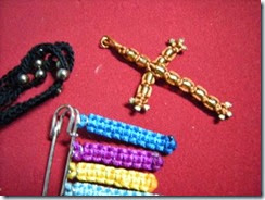 Cross macrame 01