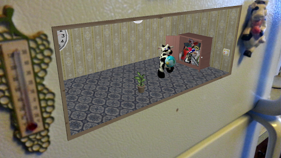 Vookie: AR Cow- screenshot thumbnail