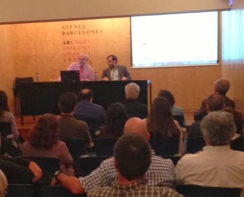 Més de 200 conferències dels 70's i 80's ja estan disponibles 'online' a l'Arxiu de la paraula, presentat avui a l'Ateneu