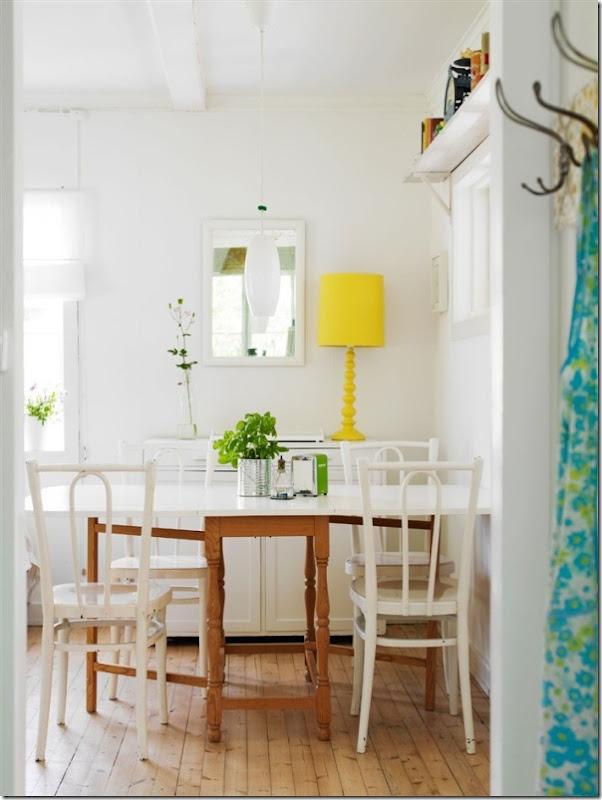 Piccoli spazi casa di vacanza in svezia 45 mq case e for Case e interni