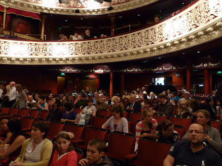 Obiective turistice Dublin: Gaiety Theather