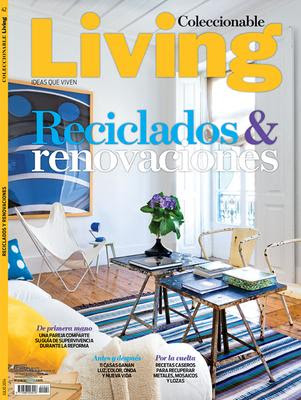 Revista living julio 2014 tapa y destacados el bazar del for Revistas del espectaculo