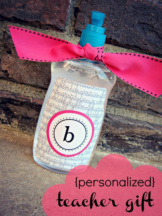 personalized teacher gift 2