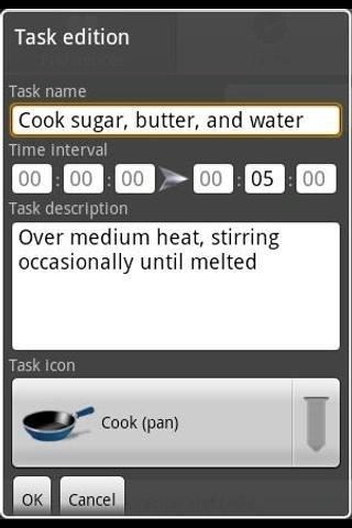 Cook Assistant - screenshot